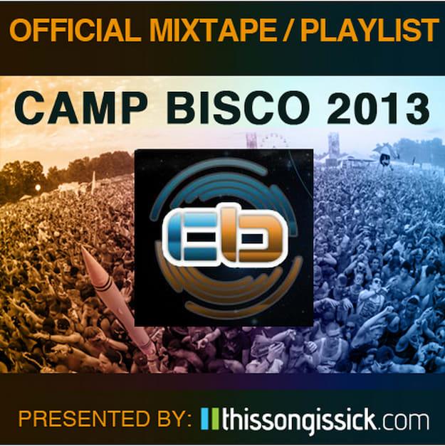 Camp Bisco tape