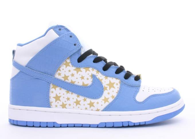 4da1cfa25fed65 Nike Dunk High SB
