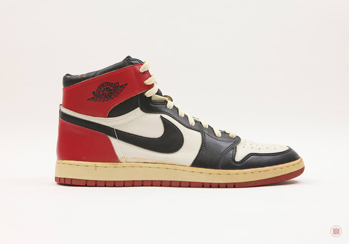One of the First Air Jordans Ever Made  ff6f6415d