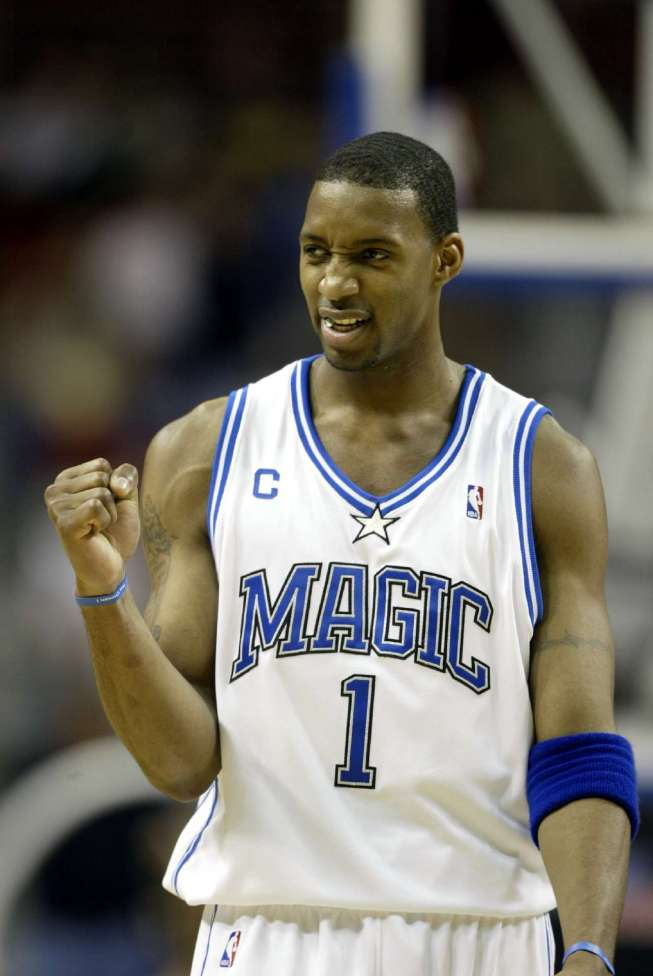 Tracy McGrady - The 20 Greatest NBA Players to Never Win an NBA Championship | Complex