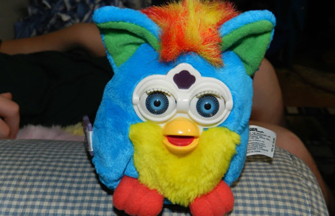 Furby 90s Toys What Are They Worth Now Complex