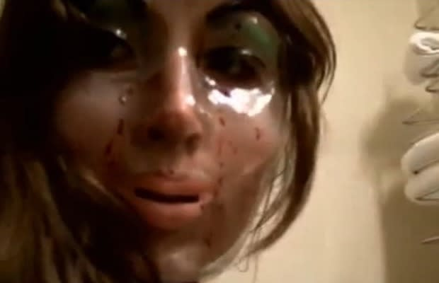 """Second Honeymoon"" - Scare-A-Thon: The Stories Behind ""V/H ... Succubus Vhs"