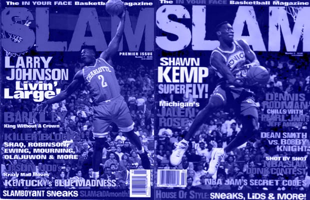 size 40 82628 9f921 Hard to believe it has been almost 20 years since the debut issue of  SLAM—the magazine that changed the game and inspired the editorial style and  writing of ...