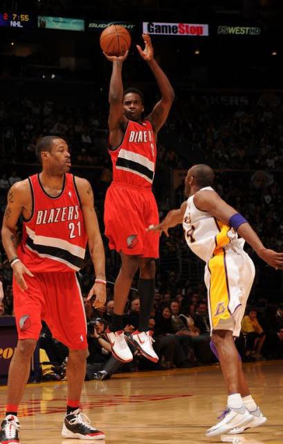 15 Nba Players Wearing Kobes Against Kobe Bryant Complex