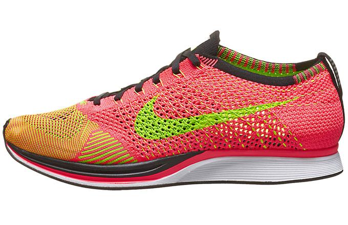 hot sale online 71493 4da72 Kicks of the Day Nike Flyknit Racer