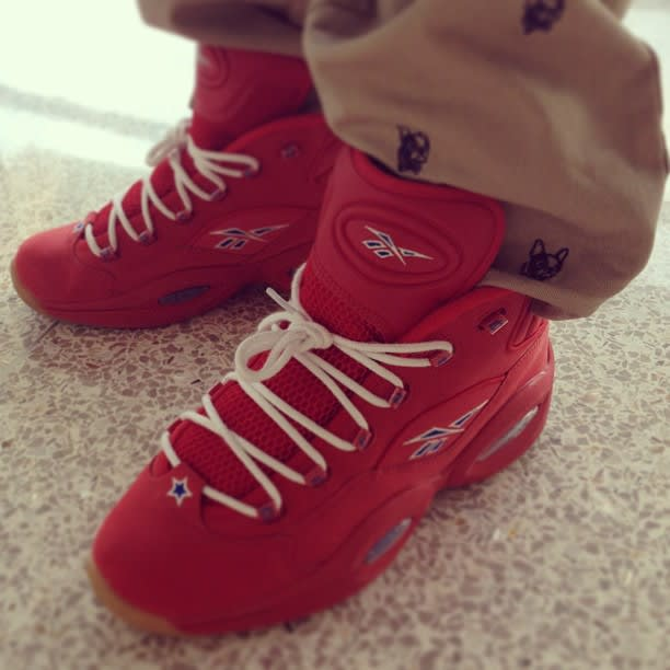 f58b2fde4b9 reebok answer iv white red flat greyat packer shoes