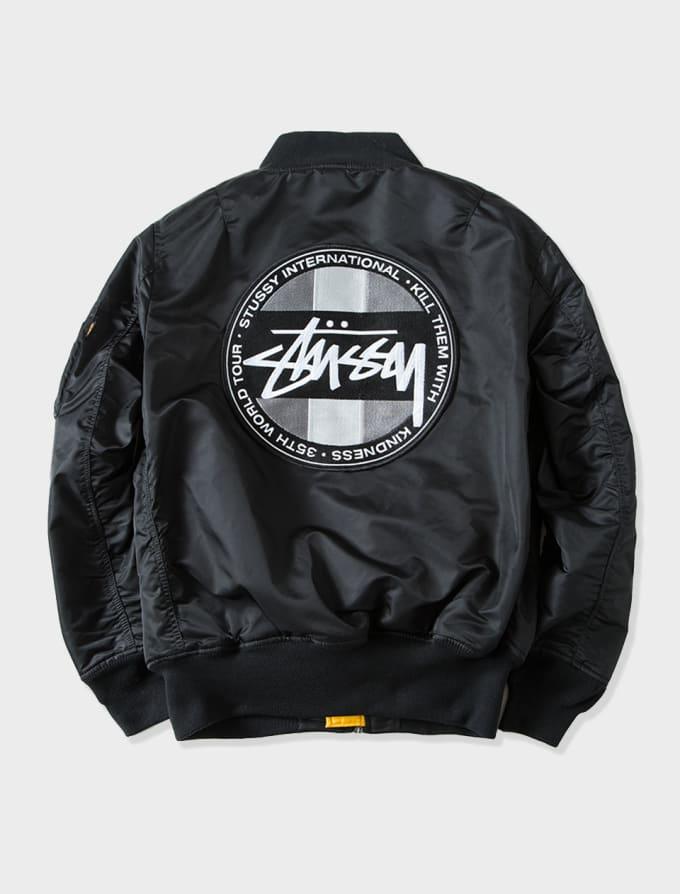 Stüssy Alpha 35th World Tour Collection