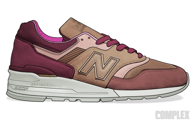 9dd3c0360d07 Imagining a Kanye West x New Balance 997 Collection