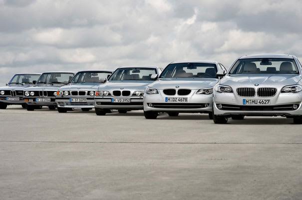 Bavarian Dreams The Best Designed BMWs Of All Time Complex - All bmws