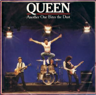 Queen Another One Bites The Dust 1980 Songs To Clean