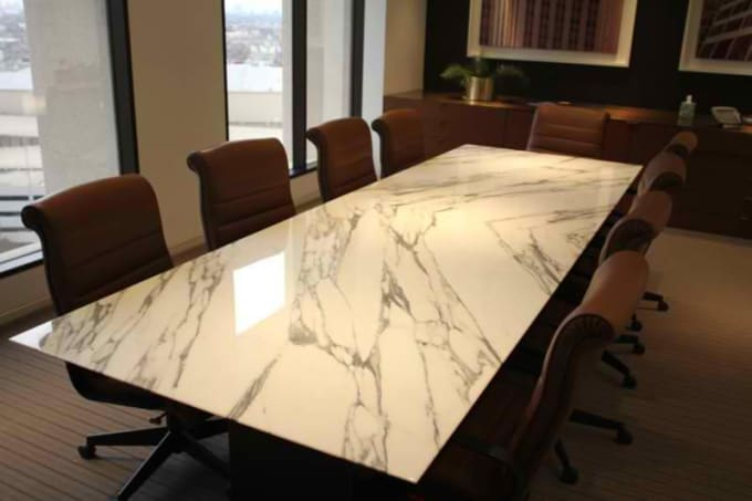 Marble Conference Tables A Visual Guide To Understanding Kanye - White marble conference table