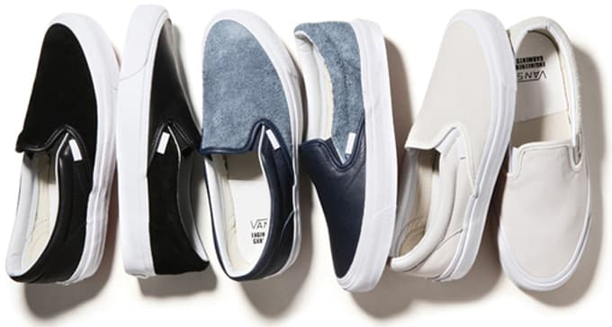 Another Chance to Cop the Engineered Garments x Vans Collaboration b64363552