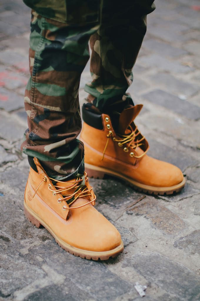Timberland Fashion