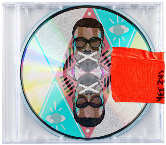 the gallery for gt yeezus album cover 500x500