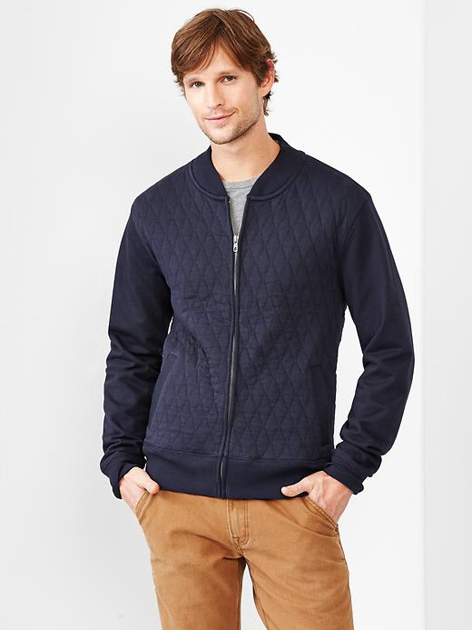 Quilted Bomber Gap The 40 Most Swagged Out Items At Gap Banana