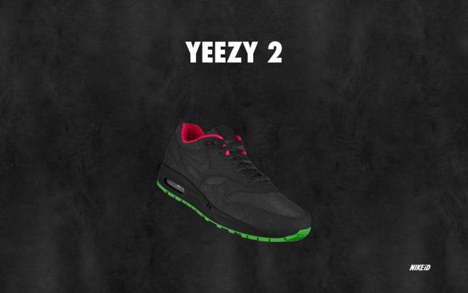 12b43d375 Gallery  12 Yeezy II Inspired Sneakers You Can Build In NIKEiD