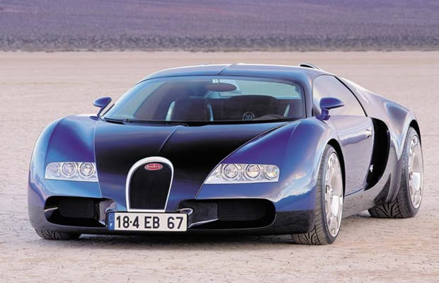 18 4 veyron concept the complete history of the bugatti. Black Bedroom Furniture Sets. Home Design Ideas