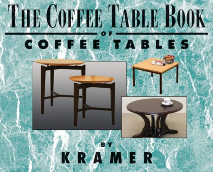 the coffee table book of coffee table books 25 ridiculous coffee table books complex. Black Bedroom Furniture Sets. Home Design Ideas