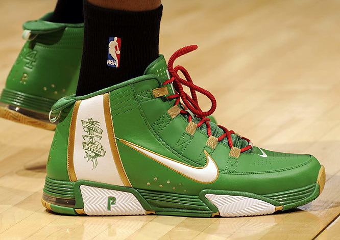 2008P25 - Celtic Pride: Paul Pierce's Greatest Sneaker ...