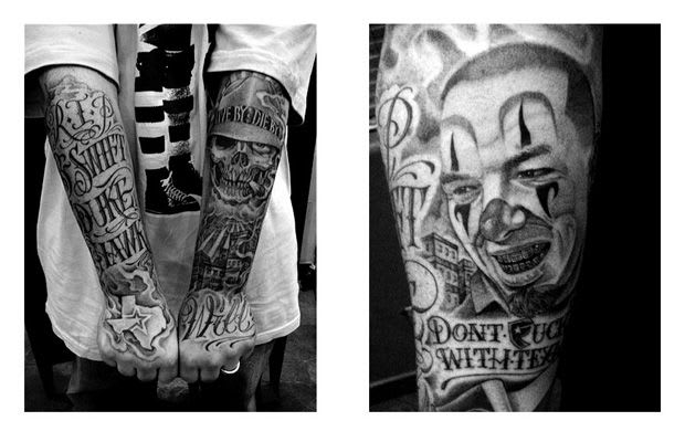 The 10 Best Tattoos In Hip Hop History Complex