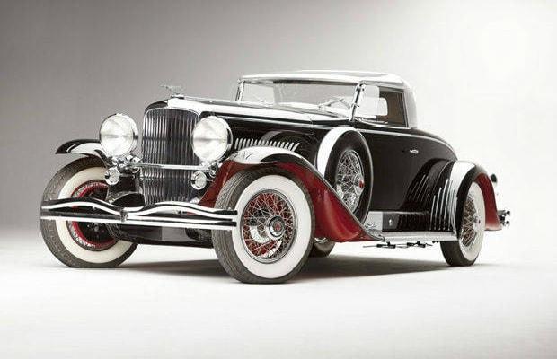 6. 1931 duesenberg model j long-wheelbase coupe - the 15 most
