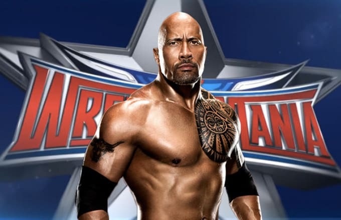 the rock needs to stop coming back to wwe complex