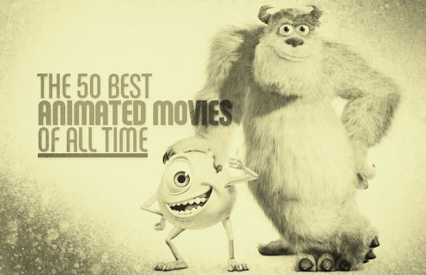 The 50 Best Animated Movies Of All Time Complex