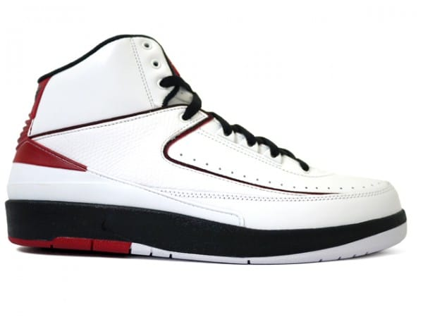 brand new 06b97 62687 The Air Jordan II was the first Nike shoe to not feature Swoosh branding  anywhere on the sneaker. It was a risky move, but it ushered in an era  where design ...