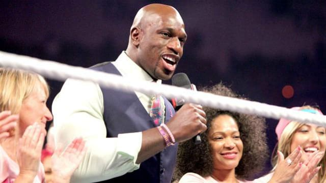 WWE Superstar Titus O'Neil Reportedly Suspended for Grabbing