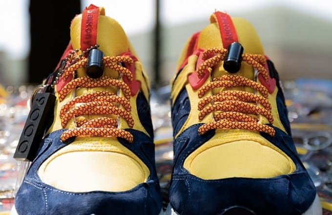 8722d70d4ade Packer Shoes x Just Blaze x Saucony Grid 9000