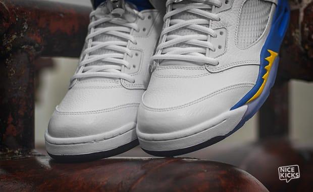 682d916da624b6 10 Reasons You Should Have Bought the Laney Air Jordan 5s