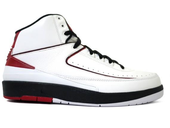 new product ef326 8f05a Nike Air Jordan II