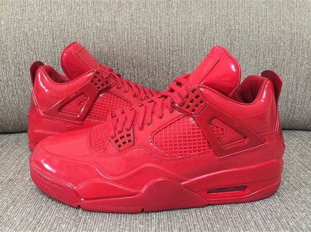 timeless design dd8b0 fc9b8 These Air Jordan 11Lab4s Prove That All Red Everything is Still the Move    Complex