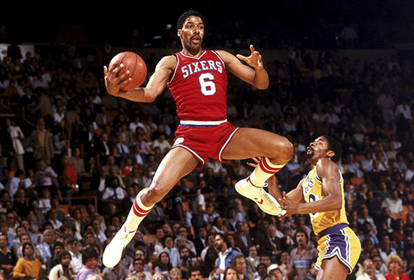 Julius Erving - The 25 Greatest NBA Players of the '80s ...