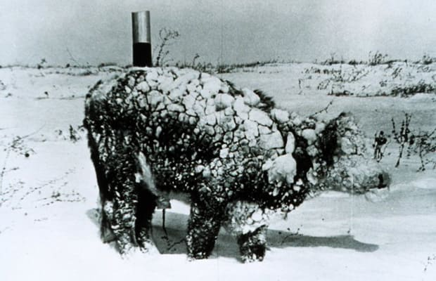 The Blizzard of March 1966