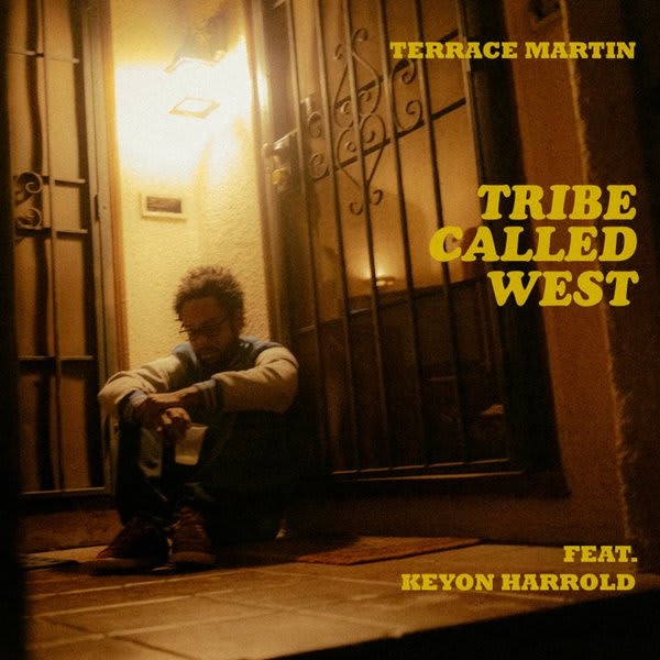"""Terrace Martin """"Tribe Called West"""""""