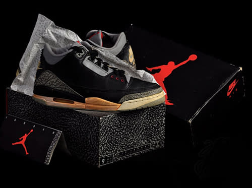 a67e2702f7bd74 The Complete History of Air Jordan Sneaker Boxes