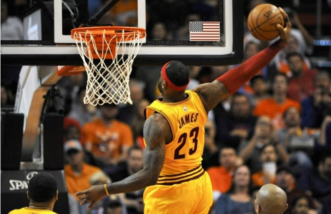 lebron james says dunk contest isn t his flavor complex