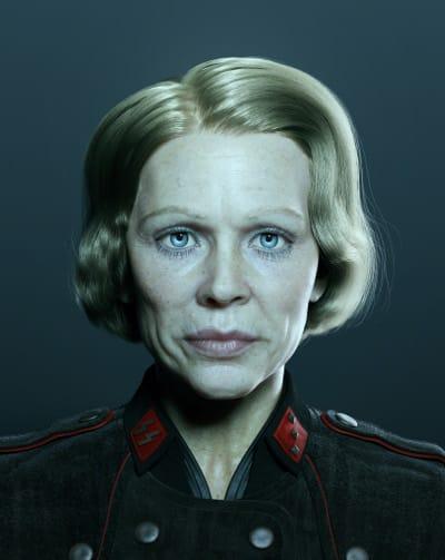 Frau Engel - From B.J. to Deathshead: Meet the Cast of