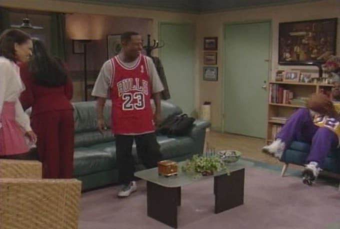 who wore the most jays on their tv show sports hip hop