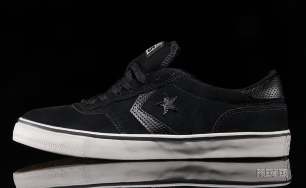 Converse Goes Ghost on the Trapasso Pro II Ox  92d300f6e