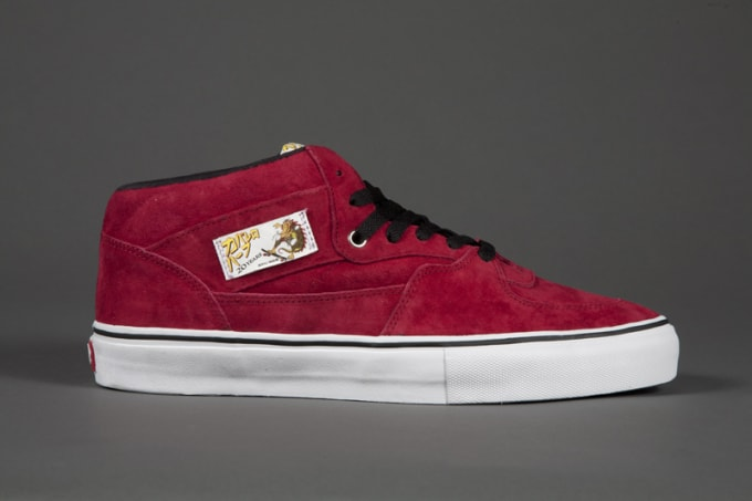7652f661bd As Vans continues to celebrate the 20th anniversary of Steve Caballero s  legendary Half Cab model