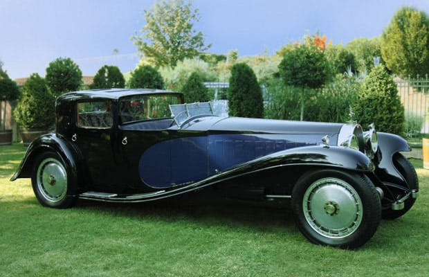 7 1931 Bugatti Royale Kellner Coupe The 15 Most Expensive Cars