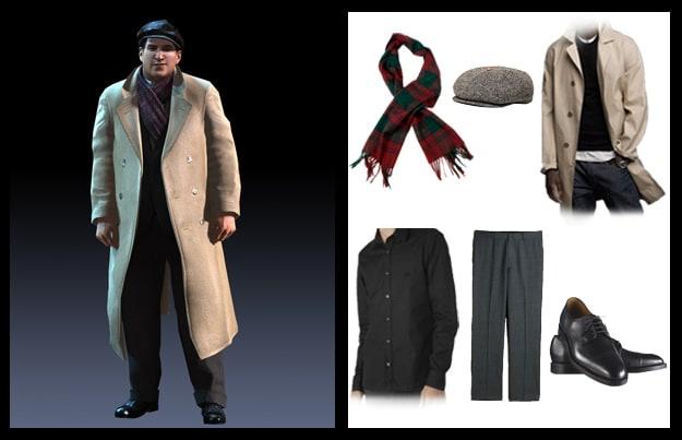 Joe S Night Look How To Dress Like Joe Barbaro And Vito
