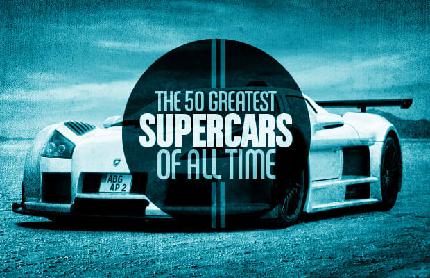 The 50 best supercars of all time complex supercar is one of those nebulously defined terms that is still somehow perfectly clear we all know that a supercar is a car that is simply superlative sciox Images