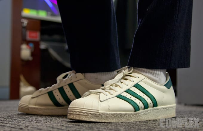 new product b05a2 82059 Adidas Superstar 80s Vintage Deluxe herbusinessuk.co.uk