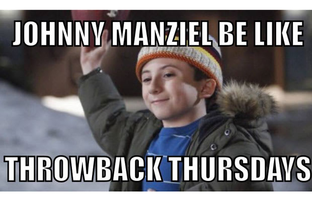 Johnny Manziel Dawg He Looks Just Like That Kid From Show Brick ABCs The Middle