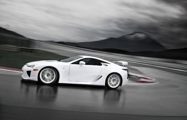 The Best Supercars Of All Time Complex