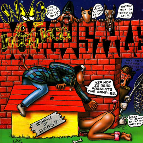 snoop doggy dogg doggystyle 1993