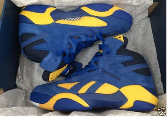 eb01ec71b0c5 Reebok first debuted the Shaq Attaq during the 1992-1993 NBA rookie season.  21 years later